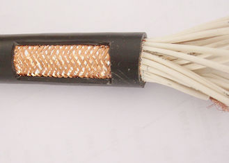 Copper Conductor Braided Flexible Cable PVC / XLPE Insulated 450 / 750V
