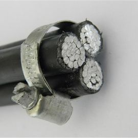 PR Insulation Overhead Insulated Cable Power Transmission 0.6 / 1kV Voltage