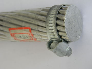 Round Overhead Stranded Bare Conductor Wire Aluminum Conductor AAC With Standard IEC 61089