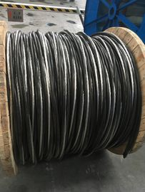 XLPE Insulation Twisted Aerial Bundled Cable Standard ABC BT Twisted Alu Cable