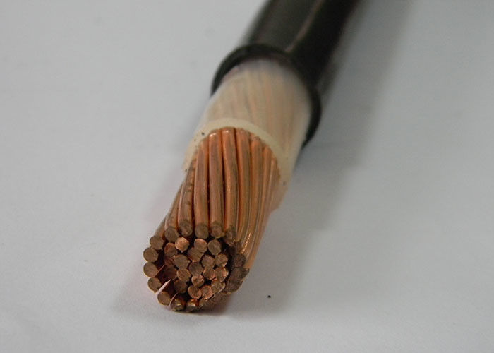 Cu or Al Conductor Low Voltage Power Cable XLPE Insulated Unarmored PVC Sheath