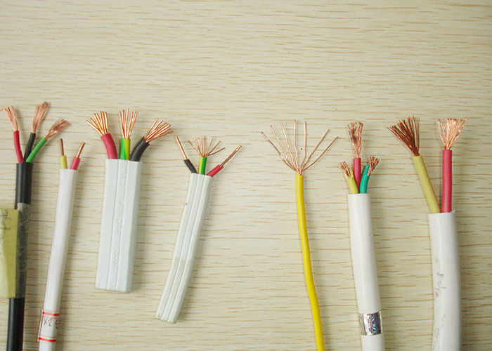 Copper Conductor Electric Building Wire , Electrical Cable For House Wiring
