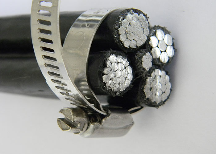 ABC Conductor Overhead Insulated Cable 3x70+54.6+25mm2 Cores