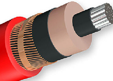 NA2XSY 120MM2 18/30KV XLPE Insulated Single-Core Cable With PVC Outer Sheath