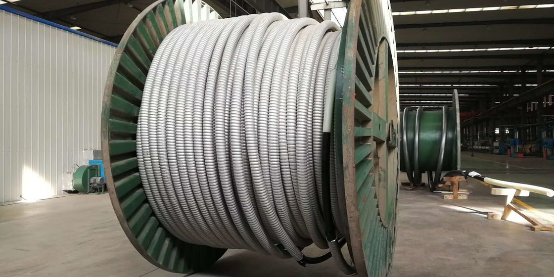 33kV Copper Conductor Material and PVC Jacket xlpe cable 800mm2