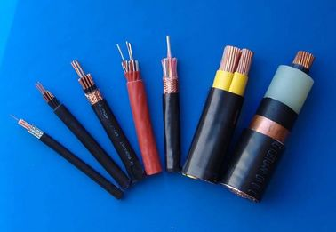 China Shipboard Vessel Marine Power Cable Flame Retardant Polyolefin Elastomer Sheath factory