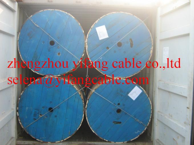 YIFANG Stranding Electric Building Wire 16 Sq Mm 4 Core Copper Cable