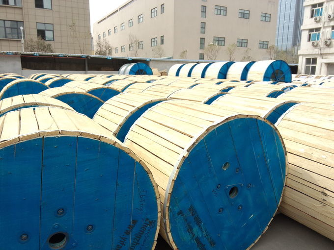 11kV - 35kV Overhead Insulated Cable Aluminum Conductor XLPE Insulated Cable