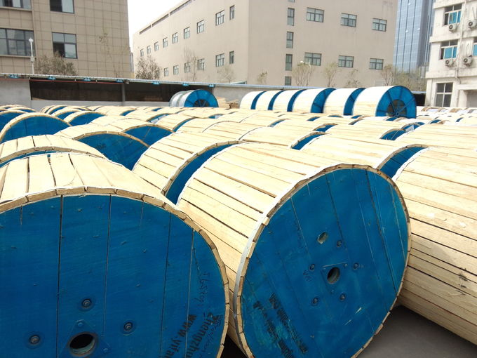 Copper Aluminum Conductor Medium Voltage Power Cables Can Direct Burial