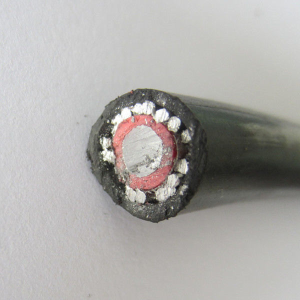 Solid 4.35mm Aluminium Cable 16 Sqmm With Aluminum Wire Armour PVC XLPE Insulation